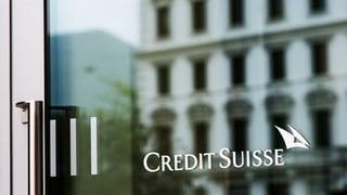 Credit Suisse: Examinaziuns internas