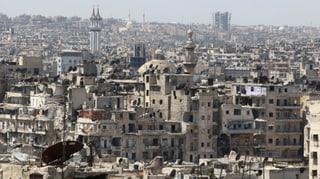 Eines der letzten Spitäler in Aleppo zerstört