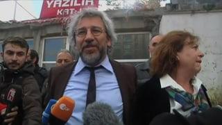 Fünf Jahre Haft für regierungskritischen türkischen Journalisten