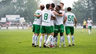 FCSG feiert Kantersieg – Thun, Sion und Xamax gewinnen knapp