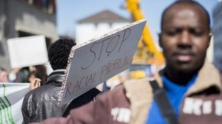 Mehr Fälle von Rassismus in der Schweiz