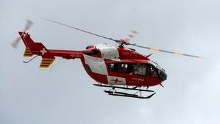 Luftrettung: Rega gibt im Kanton Bern vorerst nach