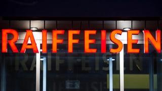 Banca Raiffeisen cun 28 milliuns francs damain gudogn