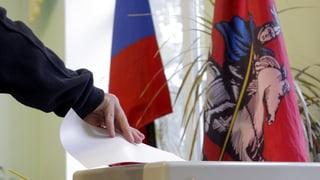 Regionalwahlen in Russland: Kremlpartei festigt Machtposition