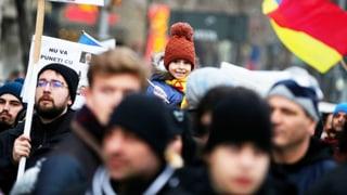 Rumäniens Regierung nimmt Korruptionsdekret zurück