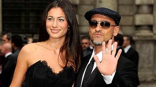 Heimliche Hochzeit: Eros Ramazzotti hat «Si» gesagt