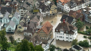 Sarnen mit Stollen vor Hochwasser schützen