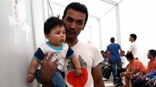 65 Millionen Menschen auf der Flucht – die Hälfte davon Kinder