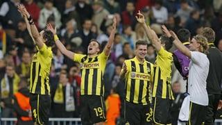 Borussia Dortmund im Champions-League-Final