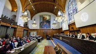 Russia vul sa retrair da la Curt penala internaziunala a Den Haag