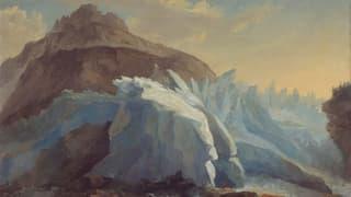 Die Grindelwaldgletscher als Gradmesser für den Klimawandel