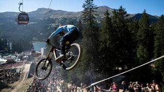 «Igl è stà ina festa da bike» (Artitgel cuntegn video)