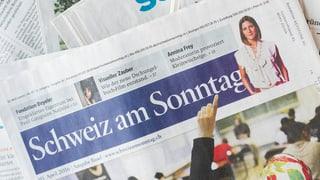 «Schweiz am Sonntag» ha violà il codex schurnalistic
