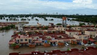 Mehr als 50 Tote nach Unwettern in Mexiko