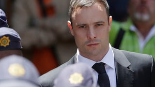 Oscar Pistorius sitzt nicht mehr hinter Gittern