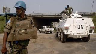 12'000 Blauhelm-Soldaten für Zentralafrika