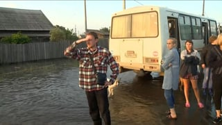 Tote und Hunderte Verletzte bei Hochwasser in Sibirien