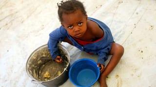 Nur wenig Hilfsgelder für Kongo