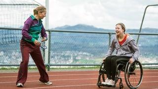 Video «Weglaufen geht nicht - SRF Schweizer Film Premiere» abspielen