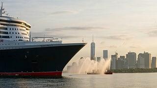 Mit Dvořák und «Queen Mary 2» nach New York