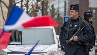 Frankreichs «General-Mobilmachung gegen den Terror»