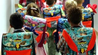 Historischer Tiefstand bei der Anzahl Schulkinder