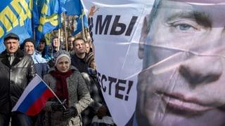 USA werden Annexion der Krim nicht anerkennen