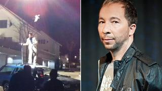 DJ Bobo spielt in Schweizer Tatort mit