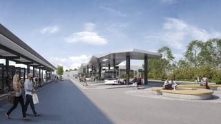 Bahnhof Wohlen soll «moderne Verkehrsdrehscheibe» werden