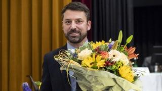 Gottfried Locher klar wiedergewählt