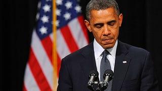 Obama will Sturmgewehre verbieten lassen