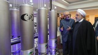 Irans Geduld ist am Ende