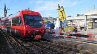 Ab dem Sommer wird in St.Gallen gesprengt