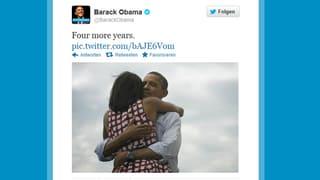 Hollywood jubelt über Obamas Wiederwahl