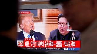 Pjöngjang weiter bereit zu Gesprächen