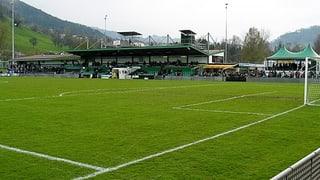 SC Kriens plant trotz Abstieg Stadionumbau