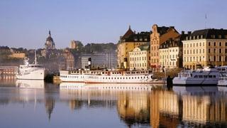 Reise nach Riga & Stockholm
