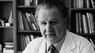 «Dr. med. R. Clavadetscher, prakt. Arzt» von Hans Karl Müller (Artikel enthält Audio)