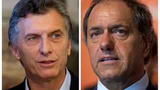 Argentinier bevorzugen Geschäftsleute als Präsidenten