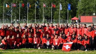 Schweiz steigt in die Super League auf