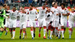 Bayerns Bundesliga-Saison der Superlative