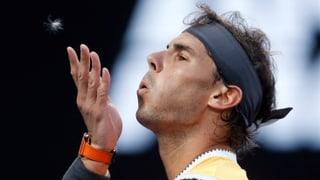 Nadal fegt Youngster Tsitsipas vom Platz (Artikel enthält Video)