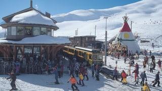 Neue Gondelbahn ins Jungfraugebiet