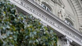 SNB erwartet Jahresgewinn von sechs Milliarden Franken