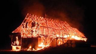 170 portgs crappan durant incendi ad Arth