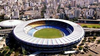 Das Stadion in Rio war für alle, jetzt ist es nur noch für Reiche