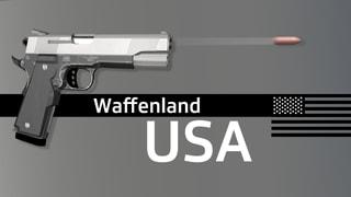Mehr Waffenläden als Supermärkte in den USA
