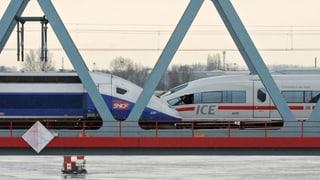 Siemens und Alstom wollen Chinesen die Stirn bieten
