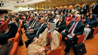Irakisches Parlament bleibt hoffnungslos zerstritten