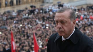 Machtrausch: Erdogan jagt «anatolische Tiger»
